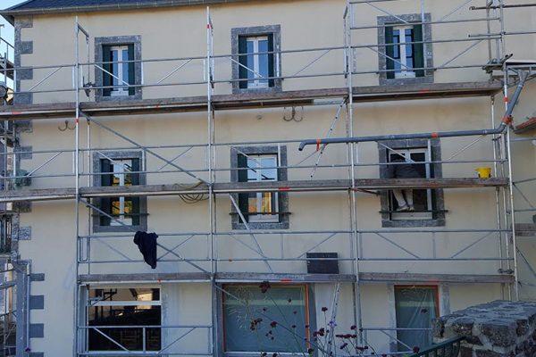 Ravalement de façade Clermont-Ferrand
